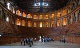 City of Parma farnese theatre