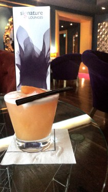 the g cocktail