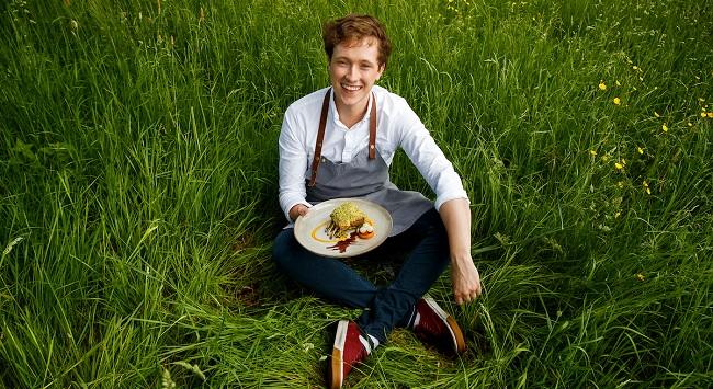 Chef Adrian Martin