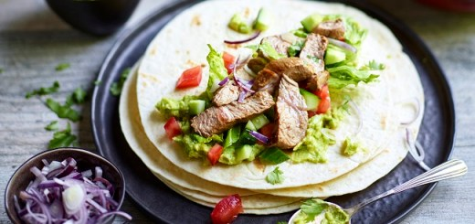 Lamb Wraps Recipe