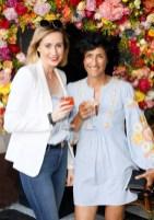 Leslie Healy and Ruth Whelan at Balfes Summer Party-photo Kieran Harnett no repro fee