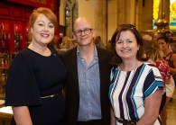 Tracey Flinter, Pearse Lyons Distillery, Hugh Murray, Classic Drinks AND Katherine McCartney, Classic Drinks
