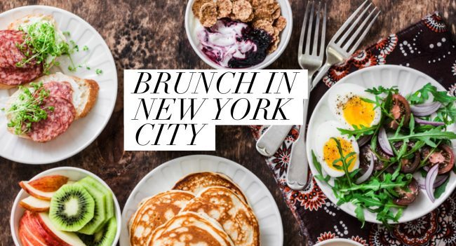 Best Brunches in New York