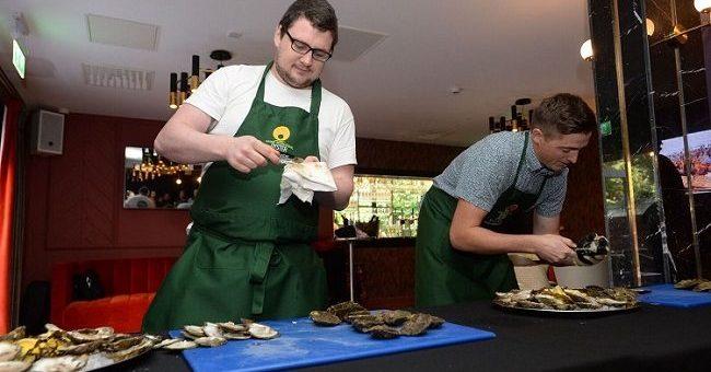 Galway International Oyster