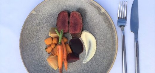Wild Irish Venison Recipe