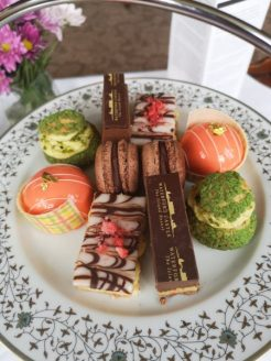 Waterford Castle Afternoon Tea11