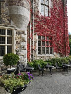 Waterford Castle Afternoon Tea3