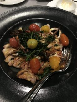 cyprus food calamari