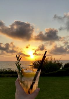 cyprus sunset cocktail