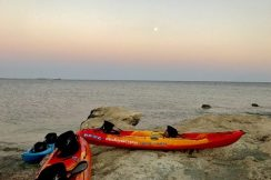 cyprus sunst kayaking1