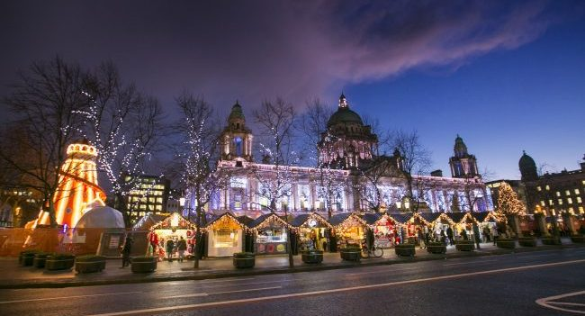 Belfast's Christmas Markets