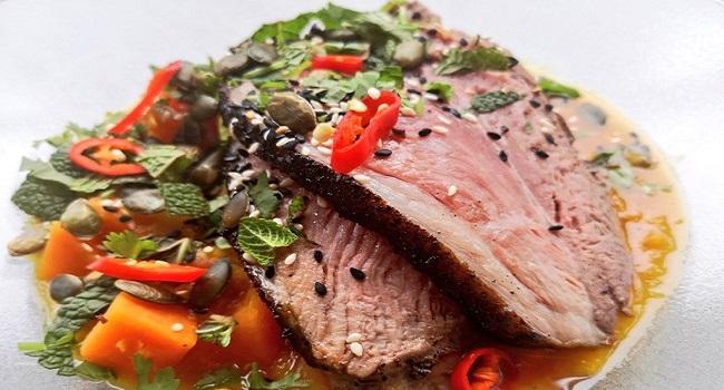 Spiced Lamb Recipe