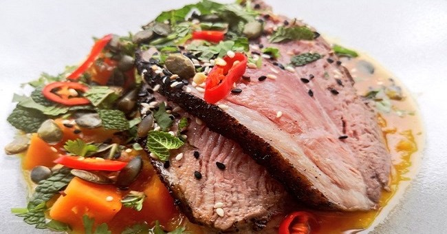 Spiced Lamb Recipe