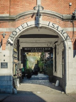 Hotel Isaacs 4