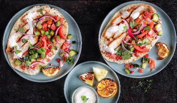 Chicken Shawarma Recipe By Jennifer Oppermann