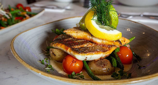 Mediterranean Sea Bass Recipe from Kealy's of Cloghran