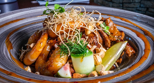 Asian Salad Recipe from Brady's of Shankill #DubPubDishes