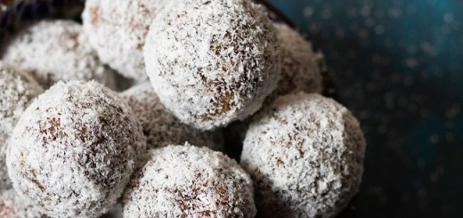 Cardamom Raw Balls Recipe By Soulful and Healthy