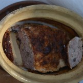 Local pate in Valencay