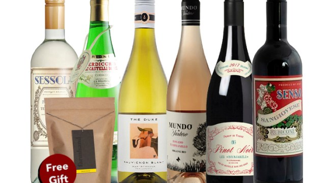 Win a Spring Collection Wine Box from Boutique Wines