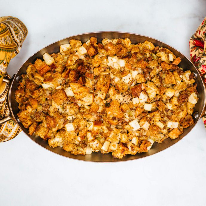 It's important to have the best stuffing recipe for your thanksgiving dinner.