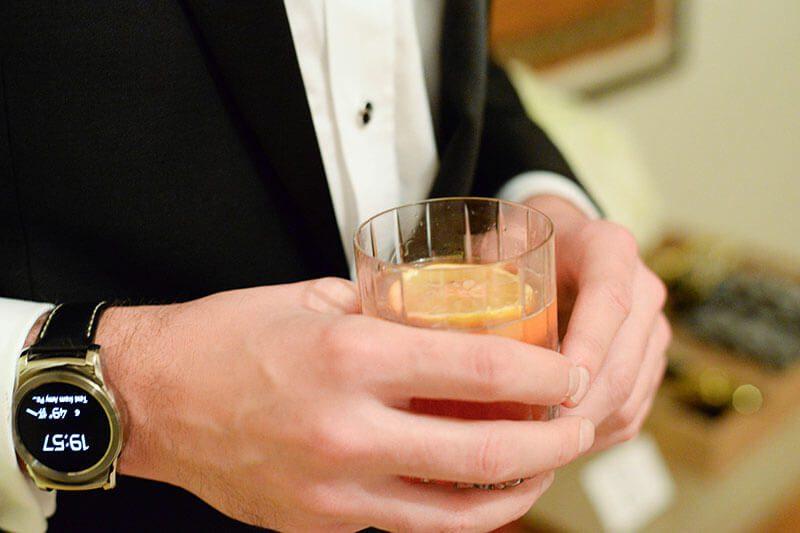 eccentric billionaire cocktail