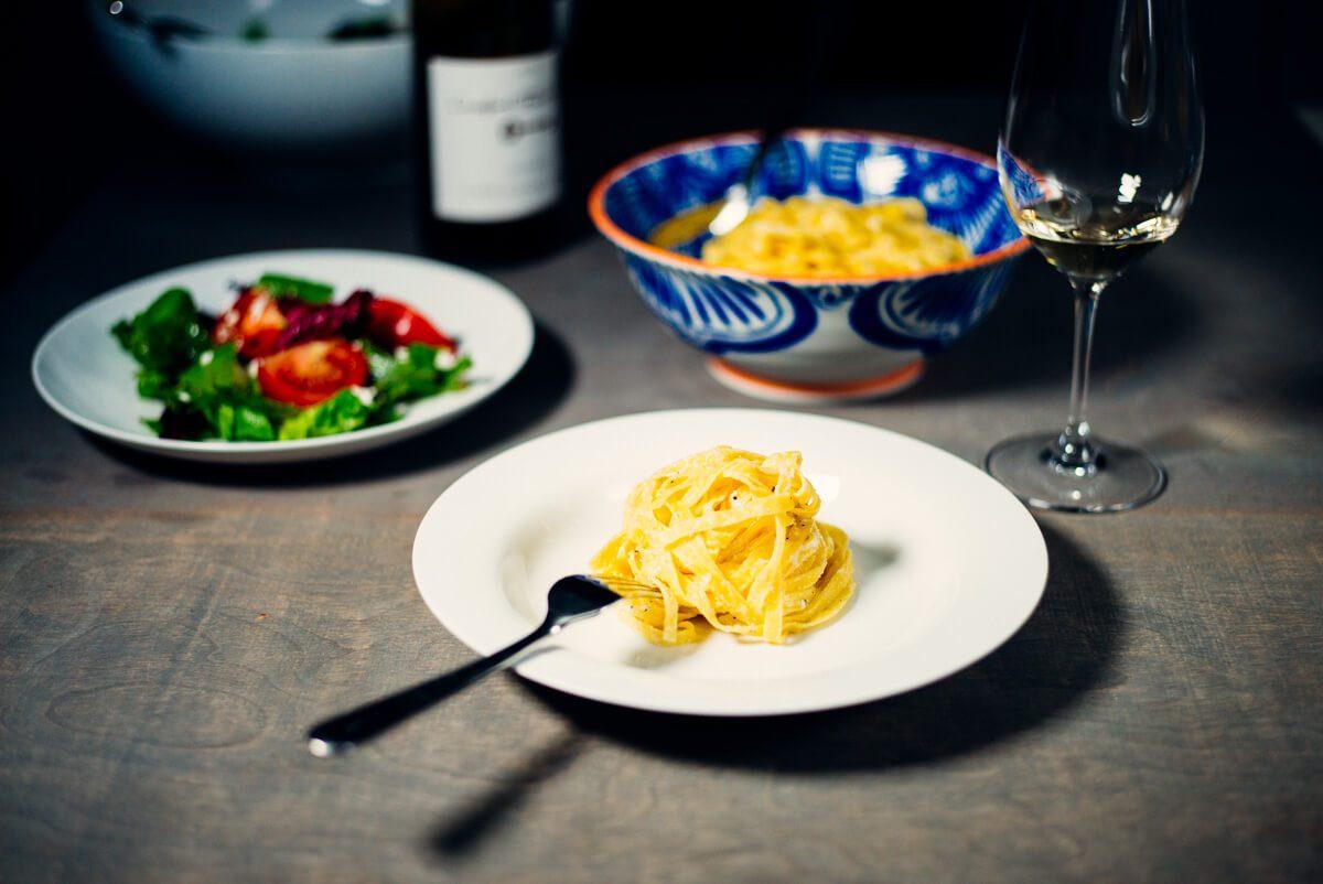 Perfect Lemon Pasta by The Taste SF