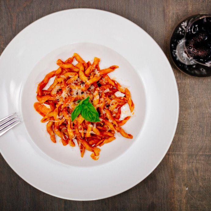 Fusilli al Ferretto all'Arrabbiata is the best pasta for a weeknight