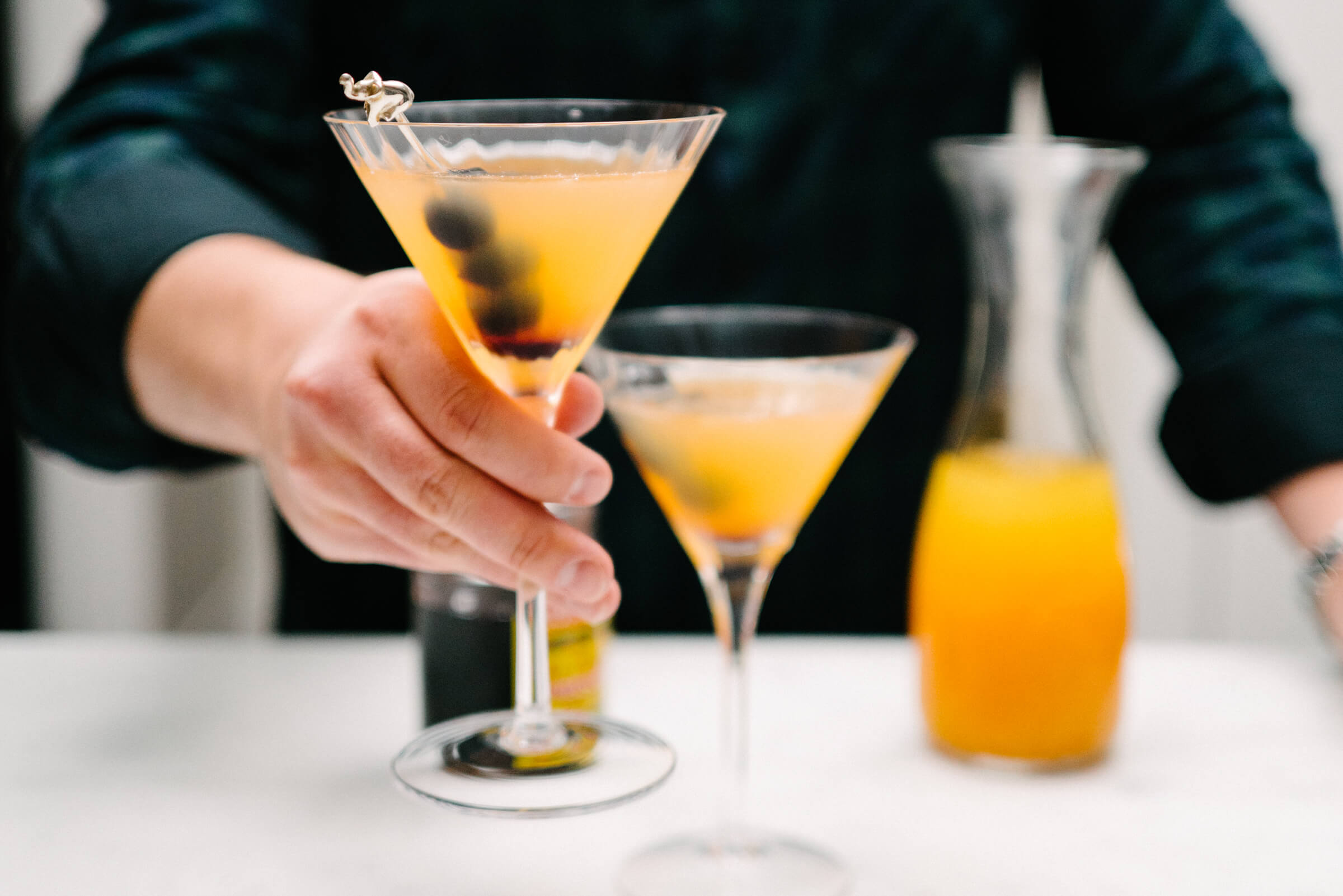 The Abbey Cocktail is a martini cocktail from the Savoy Cocktail Book