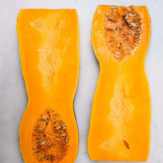 How to roast squash in the oven on a sheet pan by The Taste SF