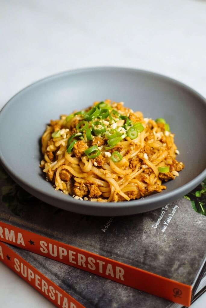 Burma Superstar Shan Noodles