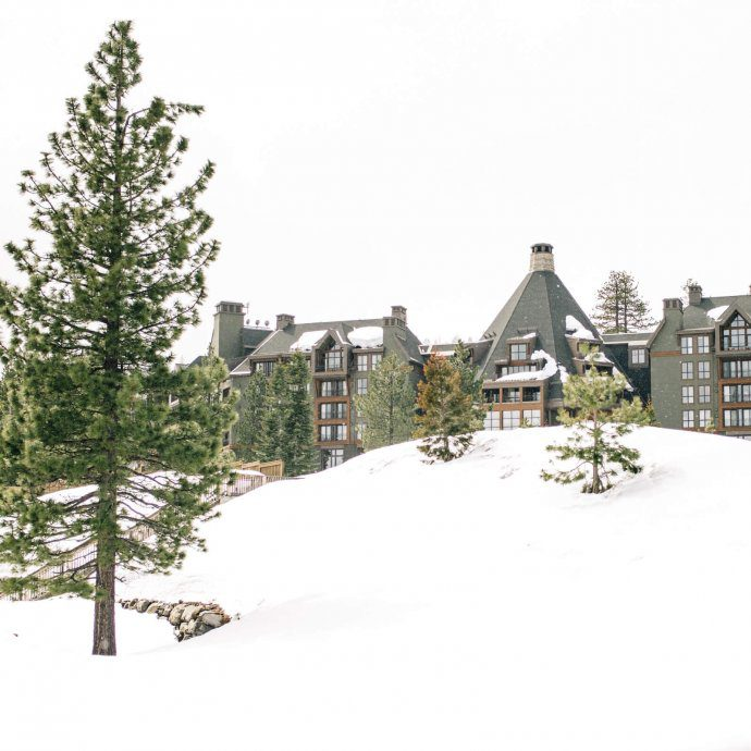 The Ritz-Carlton Lake Tahoe Northstar California is the perfect spot for a winter getaway, visited by The Taste SF