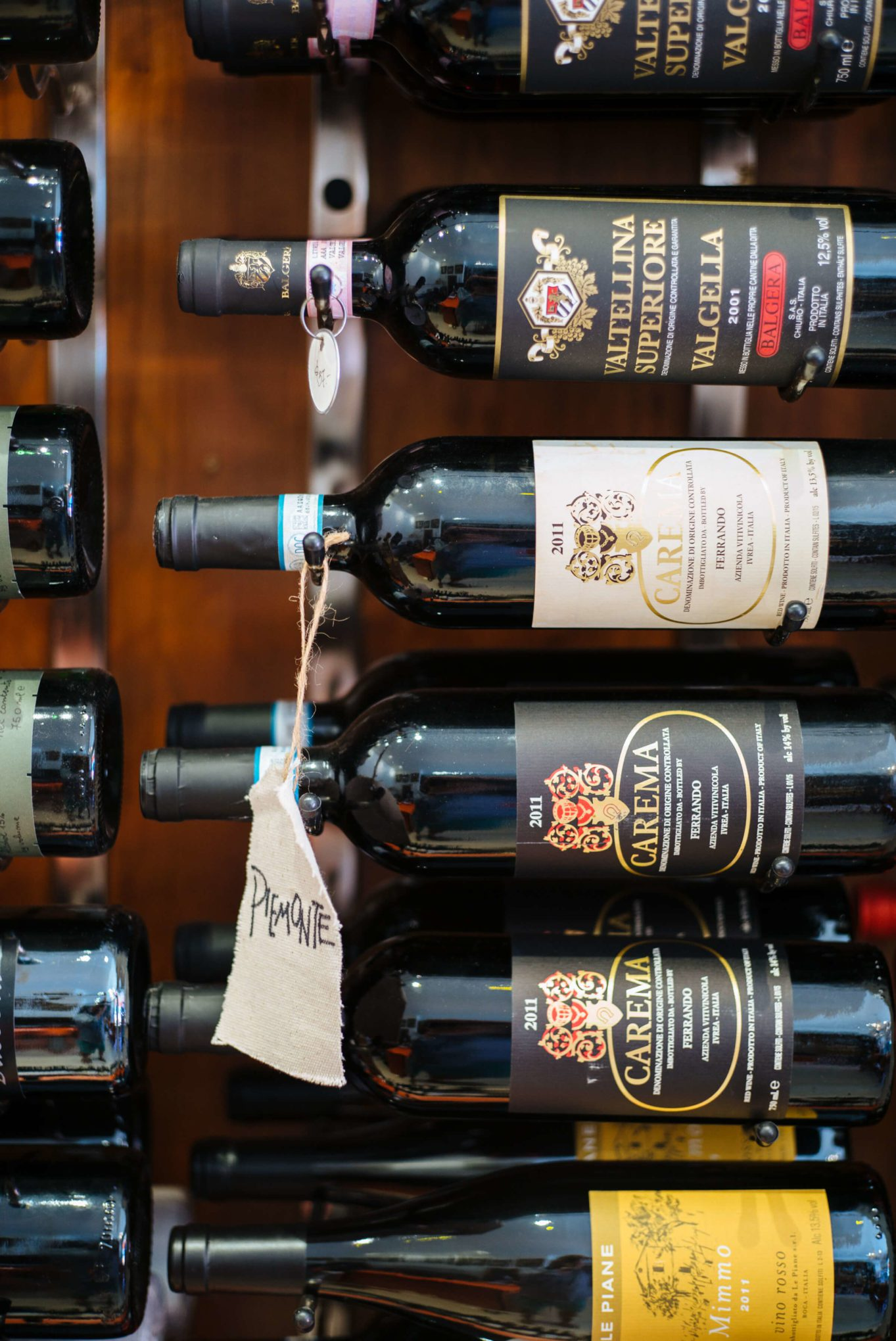 Biondivino is the best Italian Wine Shop in San Francisco, The Taste SF