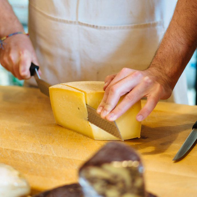 The cheese shop in Carmel is the best cheese shop in Carmel, California.