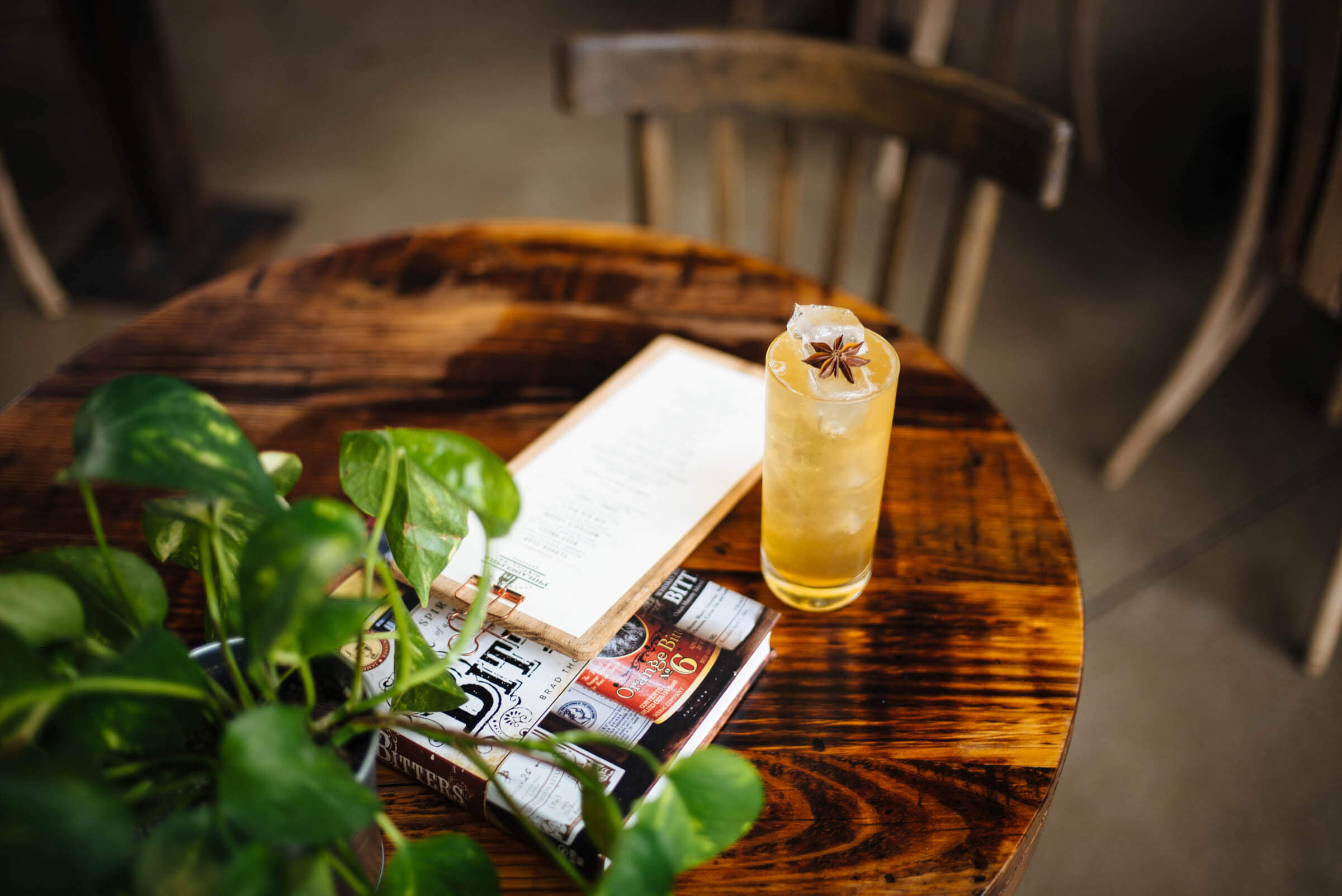 Philadelphia Distilling Company makes the best fall cocktail Apple Chai G + T Cocktail Recipe, The Taste SF