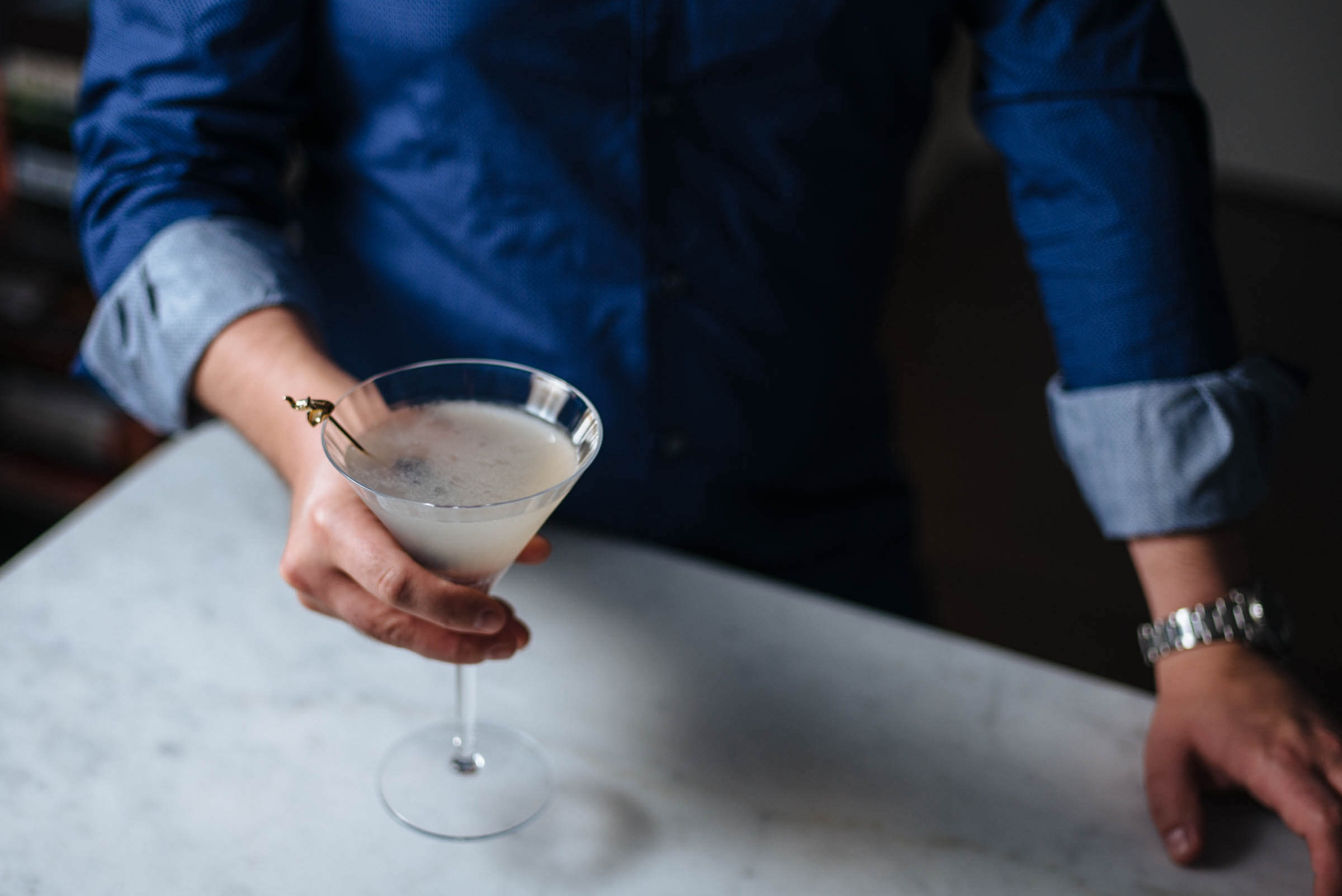 This gin cocktail - the aviation cocktail recipe - the taste sf