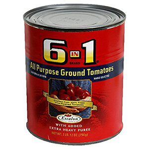6 in 1 Tomatoes for pasta sauce