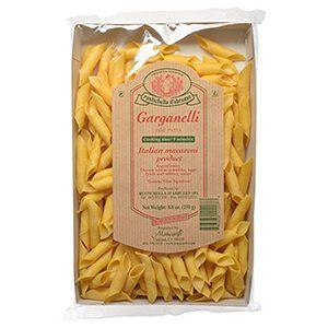 Make garganelli pasta shapes for dinner. See more fun shapes and sauces on thetastesf.com.