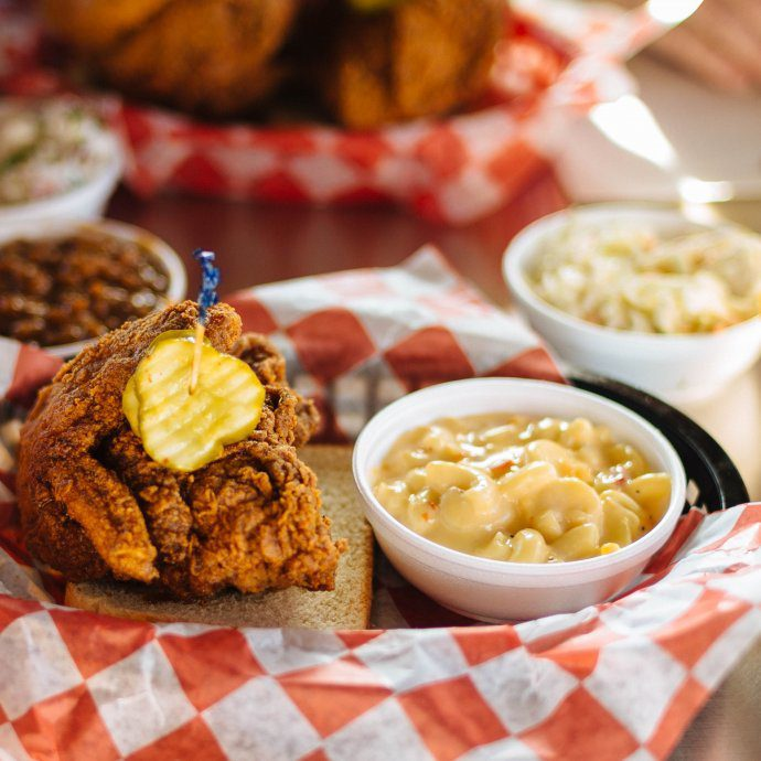 Looking for the best Nashville Hot Chicken? Hattie B's Hot Chicken is one of the top three in Nashville, The Taste SF