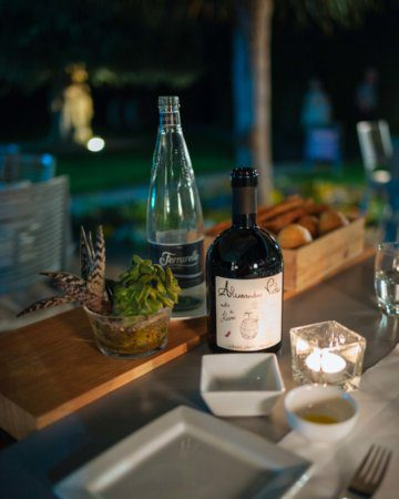 Dinner at DonnaCarmela