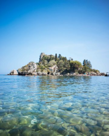 Beach Day at Isola Bella