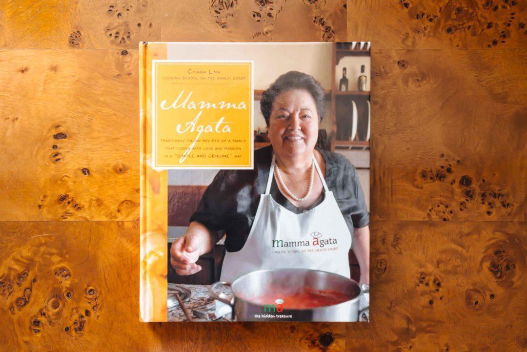 Mamma Agata Cookbook from the Amalfi Coast Cover