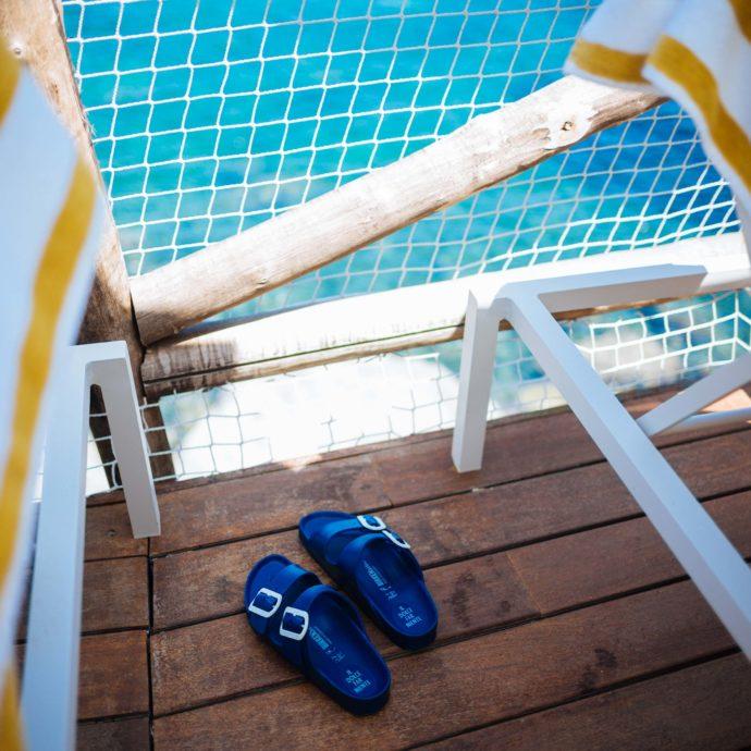 Mezzatorre il Dolce vita Birkenstock sandals
