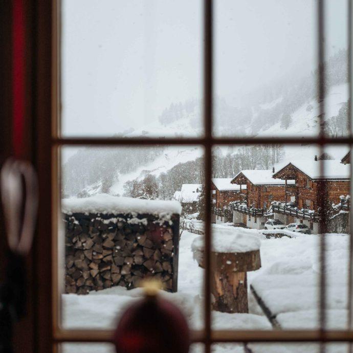 Stay warm at Hohwald the best restaurant in Klosters Switzerland