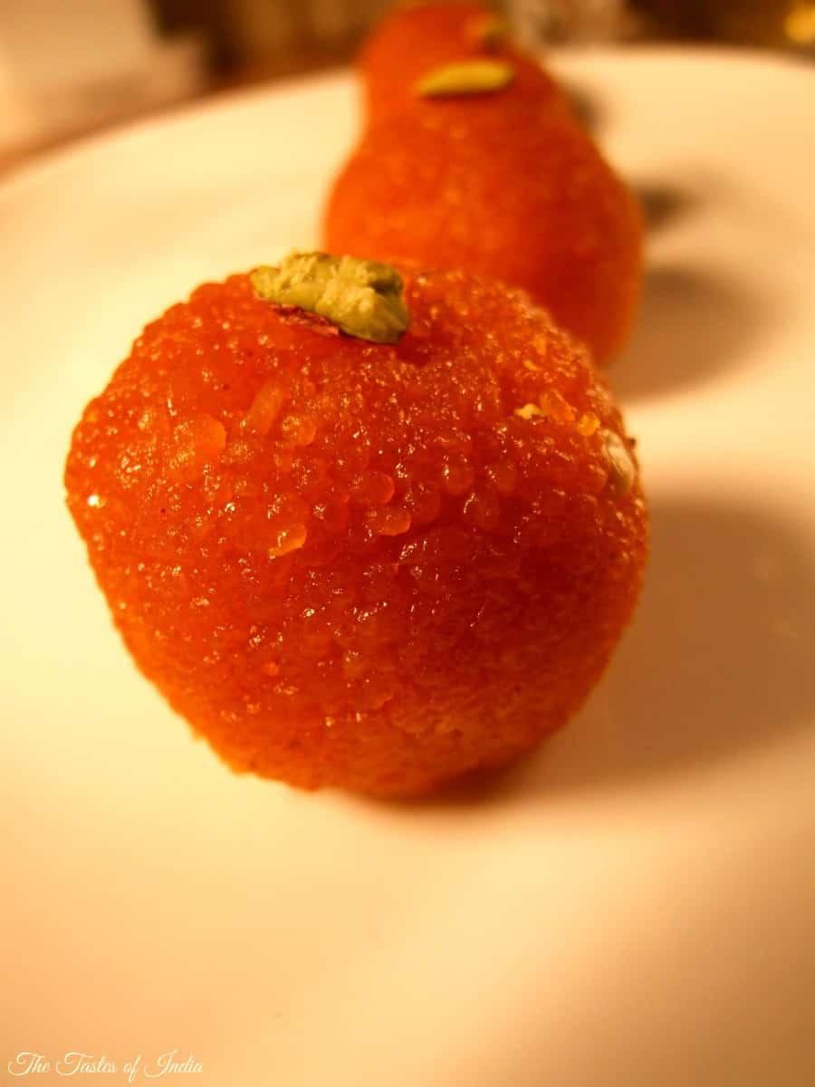 Motichoor Ladoo recipe – how to make motichur laddu recipe