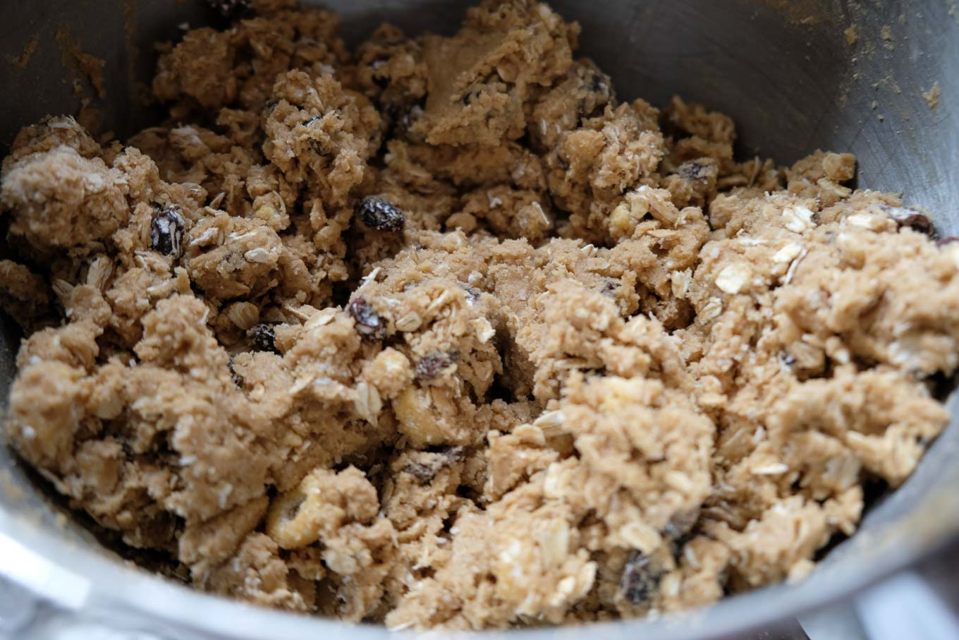 Oatmeal-Raisin Cookies | the Tastiest Book