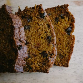 Pumpkin Chocolate Chip Loaf | the Tastiest Book