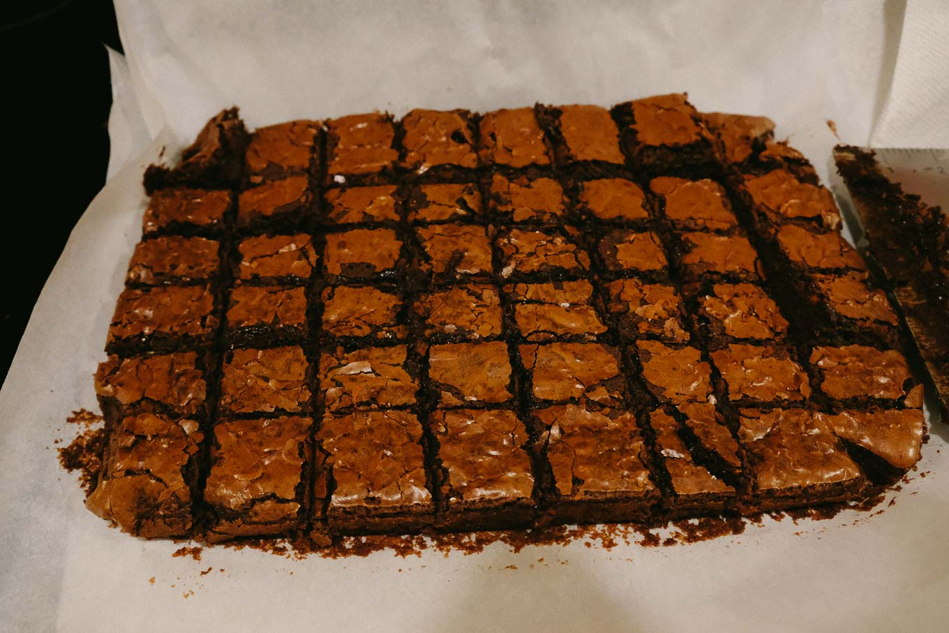 Better than Box Mix Brownies VBBB | the Tastiest Book