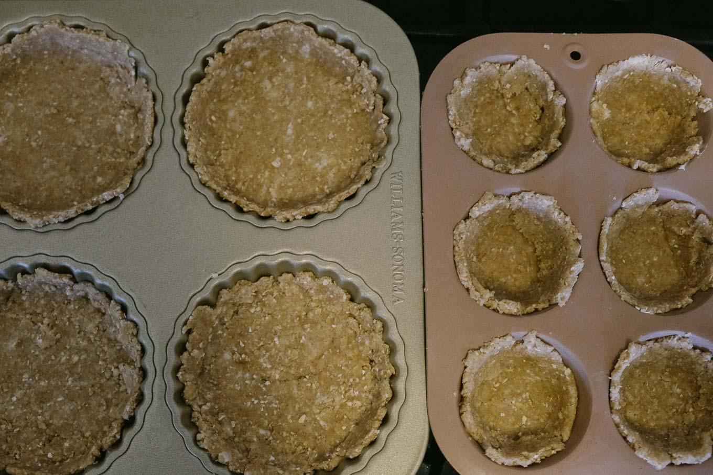 Butterscotch Pudding Tarts | the Tastiest Book