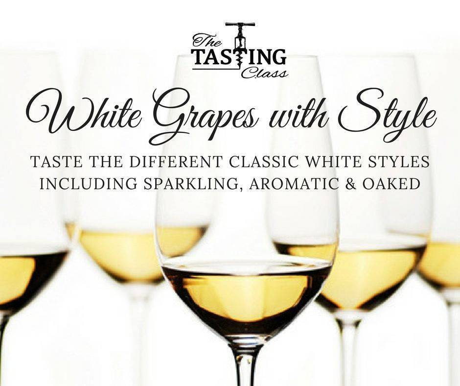 White Grapes with Style - event